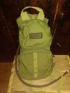 new Camelback water backpack