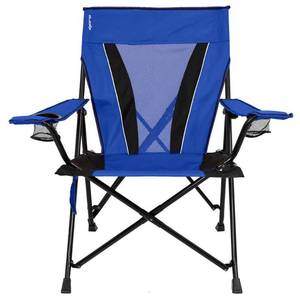 Kijaro XXL Dual Lock Chair - No Sag Seating, Rip-Stop & Breathable - Supports up to 400 Lbs