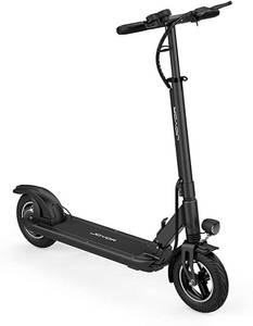 "JOYOR X5S Adult Electric Foldable Scooter - 500W Motor 10"" Aire Tires, Up to 40.3 Miles, One-Step Fold & Ultra-Lightweight - Includes Carrying Bag & More!"
