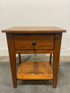 Liberty furniture Copper grove epper aged oak youth nightstand 175-BR60