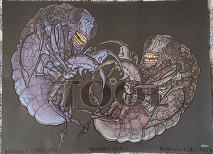 Tool Lithograph Numbered (313/500)