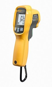 Fluke 62 Max+ Infrared Thermometer (Not for human temp), -20 to +1202 Degree F Range