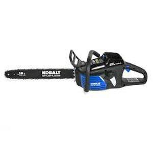 Kobalt 80-v Max Lithium Ion 18-in Cordless Electric Chainsaw