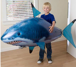 Flying Remote Control Shark