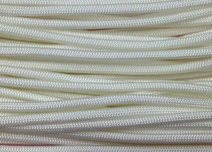 Elite First Aid Inc #550 Military Style Cord 100 ft. White (5 Pack)