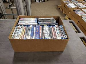 Lot of Factory Sealed Blu-Ray Movies