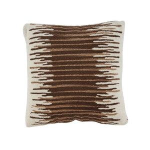 Wycombe Cream Striped Pillow - set of 2