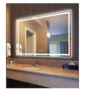Saint Birch Elvis Frameless LED Lighted Bathroom/Vanity Mirror - 30 inches x 20 inches. $169.99