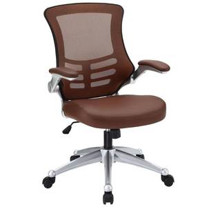 Office Chair Modway Almond Tan