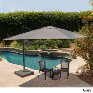 Royal Water Resistant Fabric Canopy Umbrella by CKH