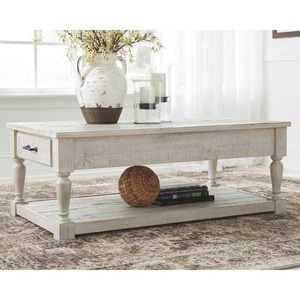 The Gray Barn Hickory Homestead Coffee Table