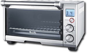 Breville the Compact Smart Oven Toaster/Pizza Oven