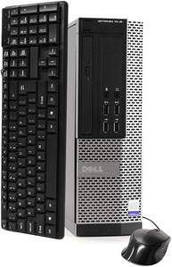 Dell Optiplex 7020 w/ Keyboard & Mouse