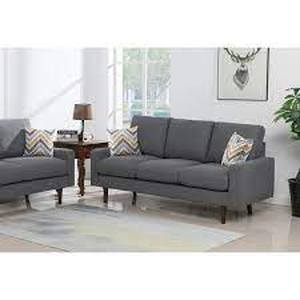 Carson Carrington Ludviki Woven Fabric Sofa Couch