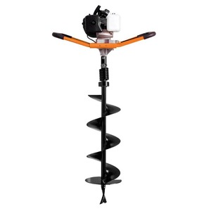 Powermate 43cc Earth Auger Powerhead with 8 in. Bit