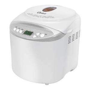 Oster Breadmaker with Gluten-Free Setting - White CKSTBR9050-NP. Retail:$109.99
