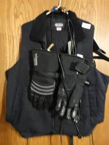 widder lectric - heat vest, pant and glove set