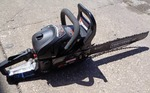 Craftsman Chainsaw w/Case