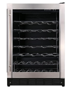 MAGIC CHEF WINE COOLER ( MODEL # HMWC50ST) BLACK