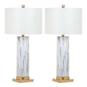 Safavieh Sonia Faux Marble 31.Table Lamp