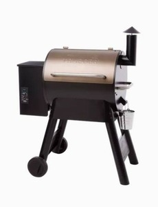 Traeger Pro Series 22 Pellet Grill In Bronze.Retail Price $599.99