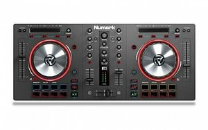 Numark Mixtrack 3 Digital Double Deck DJ Controller