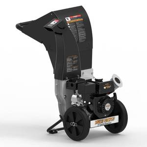 Brush Master 3 in. 11 HP Gas Powered Commercial-Duty Chipper Shredder- Retail:$849.00
