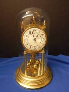 Vintage Gibson German Dome Clock