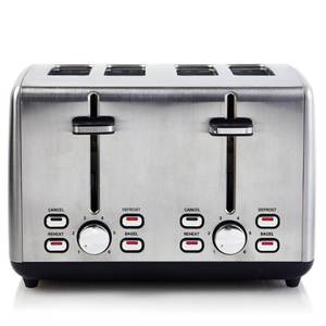 Professional Series 4-Slice Wide Toaster