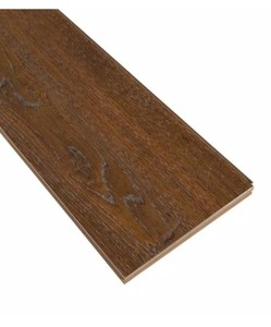 Pergo Outlast+ Waterproof Auburn Scraped Oak 10 mm T x 6.14 in. W x 47.24 in. L Laminate Flooring (16.12 sq. ft. / case), Dark.Retail Price $44.97 per case