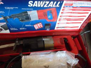 Milwaukee Sawzall