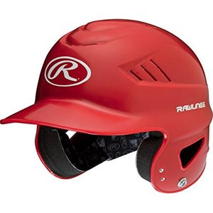 Rawlings Coolflo Helmet - Red (6 1/2 - 7 1/2)
