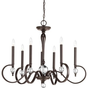 Esteem Collection Seven-Light Chandelier