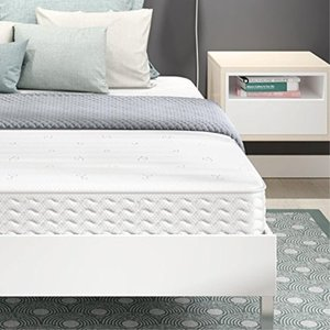 "Signature Sleep Contour 8"" Independently Encased Coil Mattress Queen Size"
