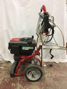 2800 PSI 3.5 GPM Cold Water Gas Pressure Washer with Briggs and Stratton