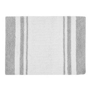 Home Essence Spa Cotton Striped Tufted Reversible Bath Rug