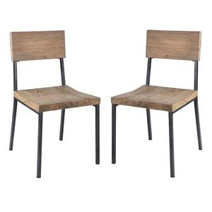 INK+IVY Tacoma Side Chairs  SET OF 2