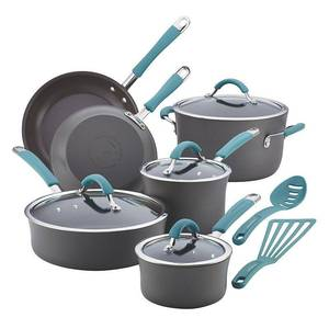 Rachael Ray Cucina Hard Anodized Cookware Set