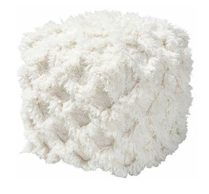The Curated Nomad Wit Moroccan Inspired Pouf