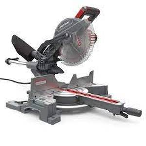 Craftsman 15 AMP Sliding Compound Miter Saw