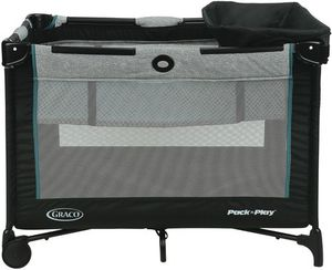 Graco Pack 'n Play Simple Solutions Playard with Bassinet, Darcie