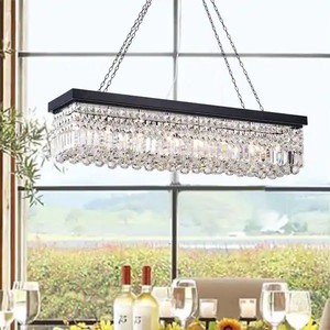 Cassiopeia 8-Light Crystal Chandelier -Retail:$239.99