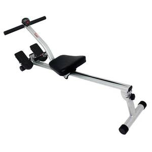 Sunny Health Fitness Adjustable Resistance Rowing Machine w/Monitor - SF-RW1205