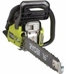 16 in. 37cc 2-Cycle Gas Chainsaw with Heavy-Duty Case (missing the ethanol shield 2 cycle oil mix,, chain saw tune-up kit and the fuel line kit )