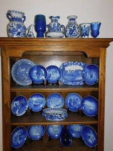 Wedgewood Blue & White Collectables