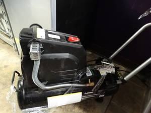 5 Gallon Husky Air Compressor