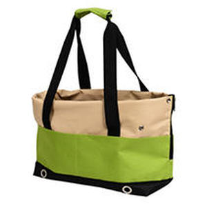 Iconic Pet FurryGo Pet Sports Handbag Carrier, Green
