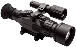 Sightmark Wraith HD Digital Rifle scope Day / Night Vision 4-32x50 Tested Working $499 **Just Added**