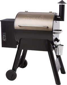 Traeger Pro Series 22 Pellet Grill In Bronze Retail: $599.95