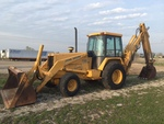 John Deere 710C Loader Backhoe